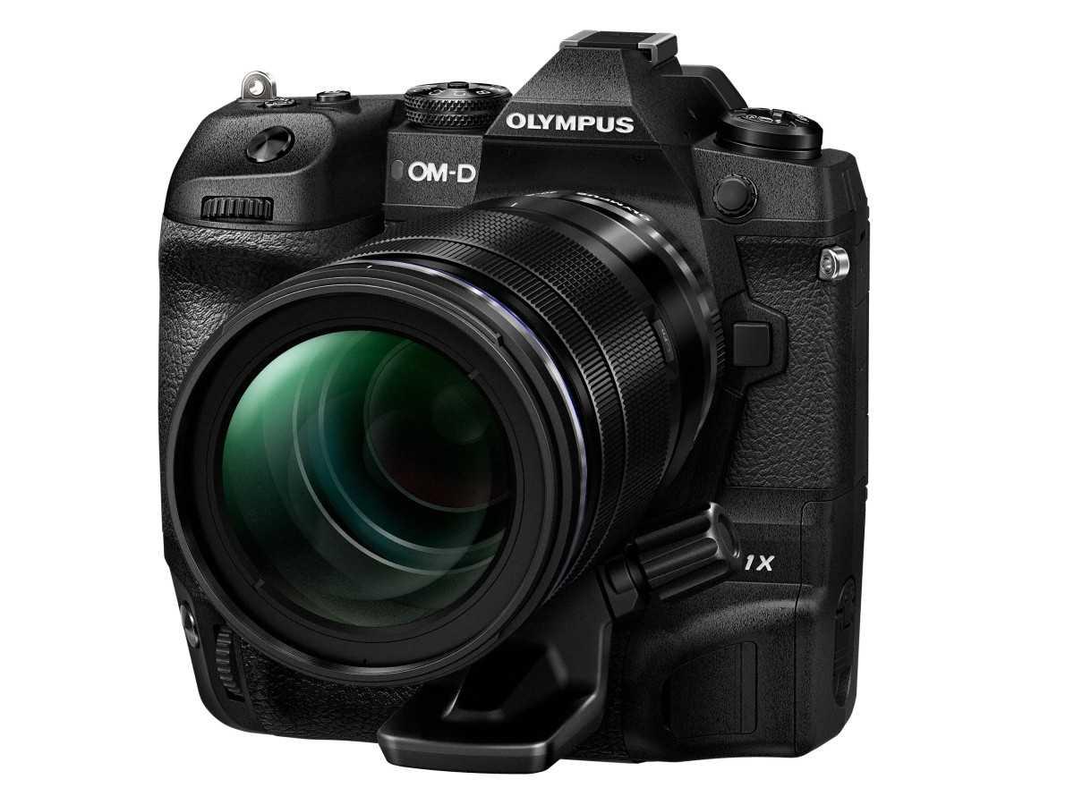 Olympus OM-D E-M5 Mark III: alcune specifiche confermate