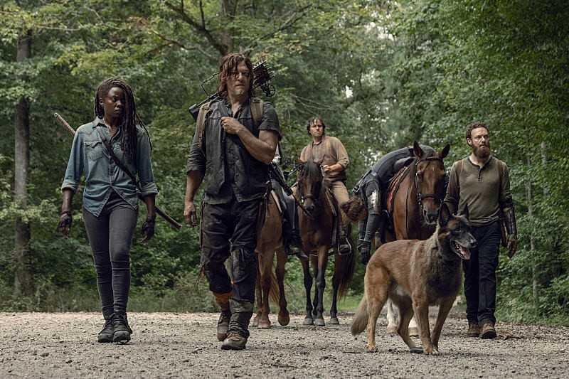 The Walking Dead: minuti iniziali dell'episodio 9x09 e foto promozionali!