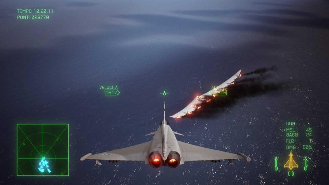 Recensione Ace Combat 7: Skies Unknown - Ritorno nei cieli
