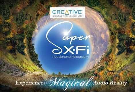 Creative: tecnologia Super X-Fi nei laptop OEM Clevo