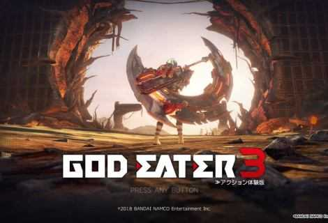 God Eater 3: in arrivo su Nintendo Switch