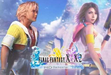 Final Fantasy X/X-2 HD, XII The Zodiac Age: via ai preorder