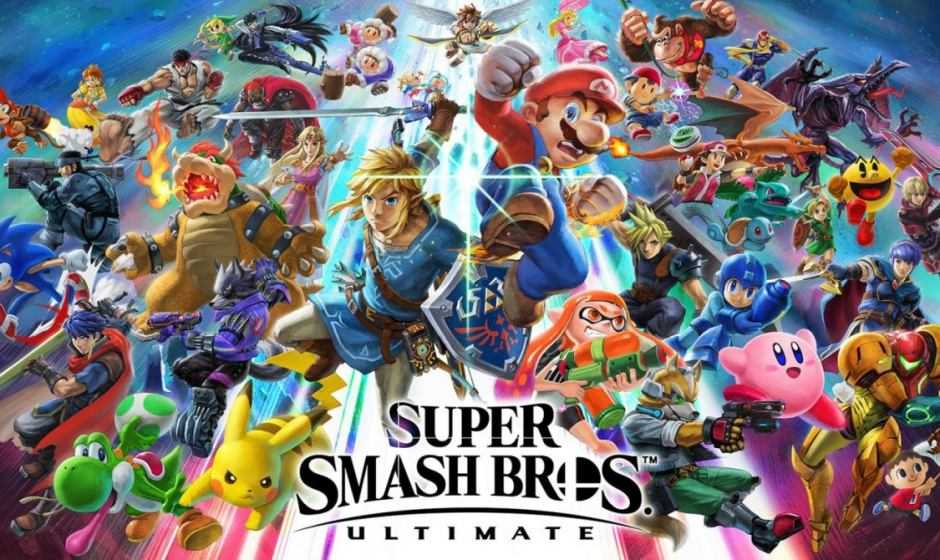 Super Smash Bros. Ultimate: Nintendo sbarca al cinema con Smash the Box Office