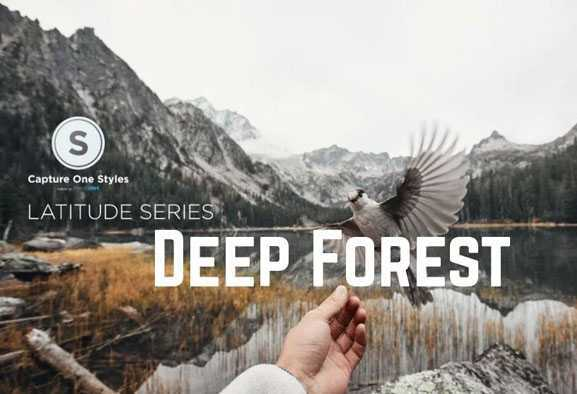 Capture One Pro Styles: Latitude, Deep Forest | Recensione