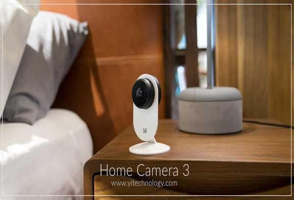 Finalmente YI Home Camera 3 arriva su Amazon