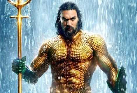 Aquaman: Jason Momoa salva la DC | Recensione