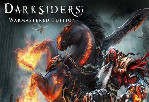 Darksiders Warmastered Edition è disponibile per Nintendo Switch