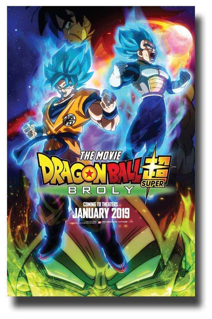 Dragon Ball Super: Broly primo al Box Office