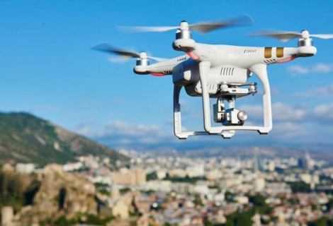 FLIR conclude un investimento strategico in DroneBase