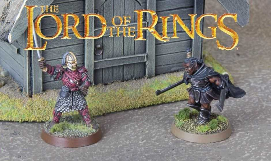 Come dipingere miniature Games Workshop – Tutorial 24: Éomer