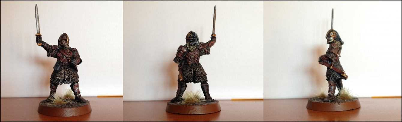 Come dipingere miniature Games Workshop - Tutorial 24: Éomer