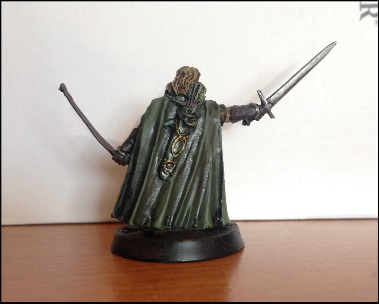 Come dipingere miniature Games Workshop - Tutorial 25: Faramir