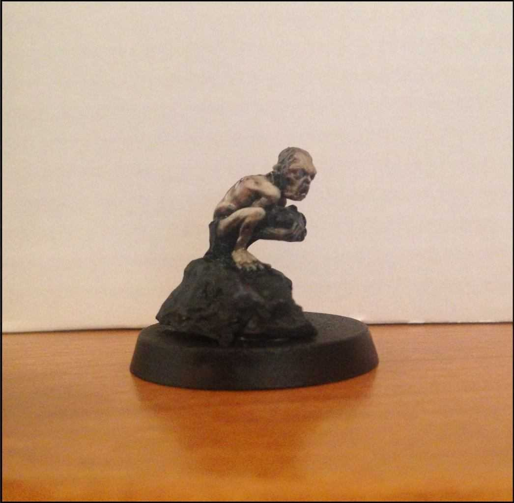 Come dipingere miniature Games Workshop - Tutorial 23: Gollum