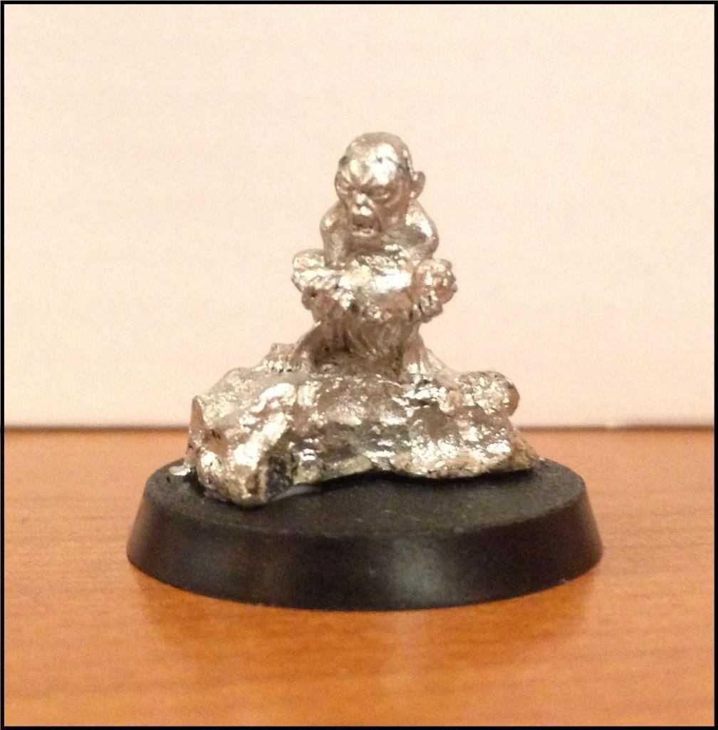 Come dipingere miniature Games Workshop - Tutorial 23: Gollum
