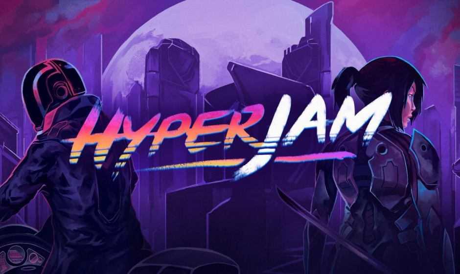 Recensione Hyper Jam: sangue, neon e anni '80