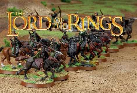 Come dipingere miniature Games Workshop - Tutorial 26: cavalli di Rohan