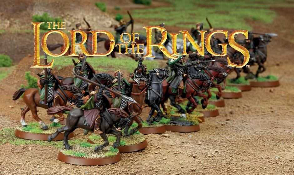 Come dipingere miniature Games Workshop – Tutorial 26: cavalli di Rohan