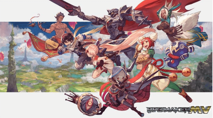 RPG Maker MV in arrivo su Nintendo Switch e PS4