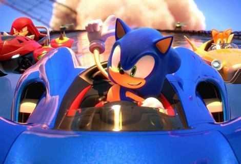 Team Sonic Racing: ecco il 2° episodio della serie Overdrive!