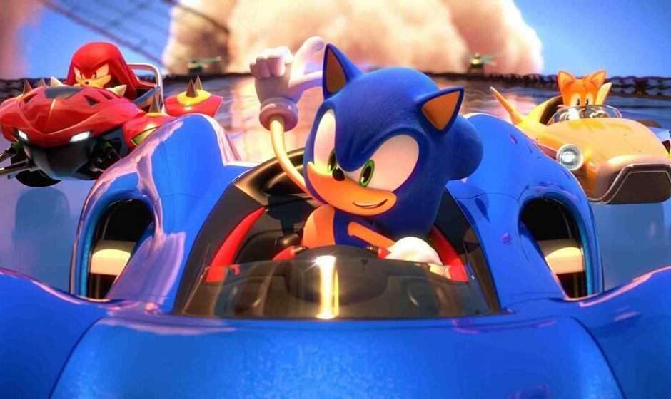 SEGA svela un nuovo tema musicale da Team Sonic Racing