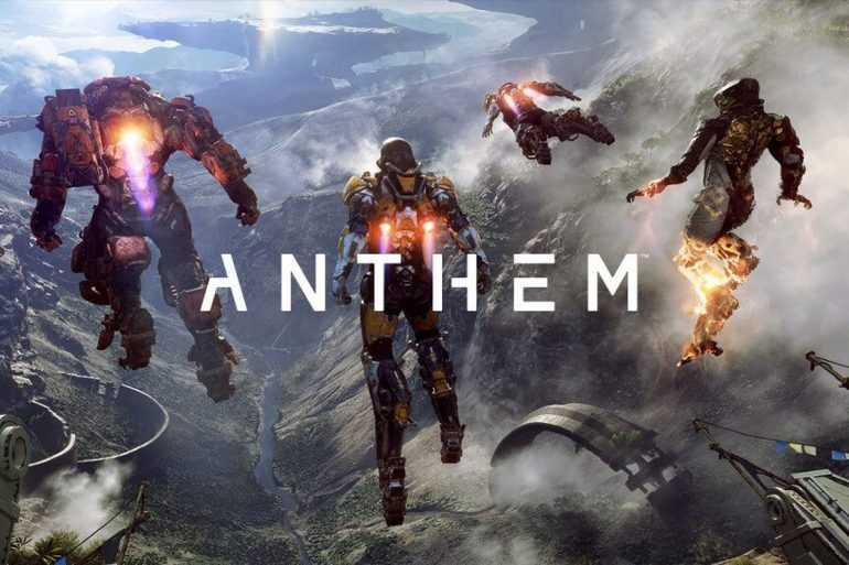 Anthem: l'opinione del CEO di Electronic Arts