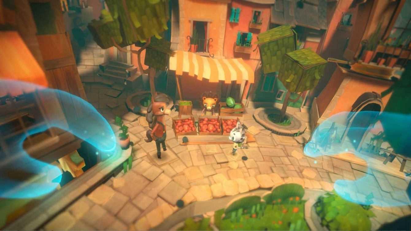 Ghost Giant: una tenera esclusiva PS VR ad aprile 2019!