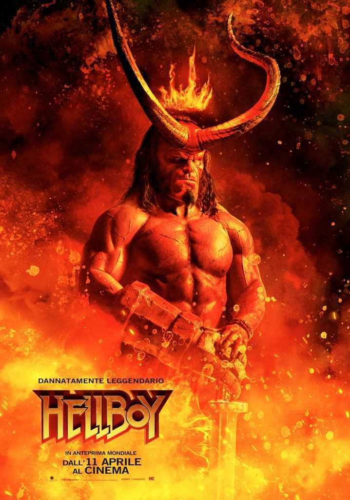 HellBoy Day: sabato 23 marzo il giorno Infernale