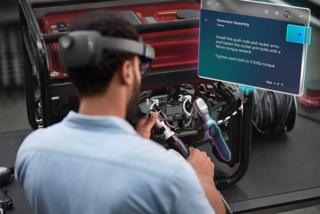 Microsoft presenta HoloLens 2 al MWC 2019