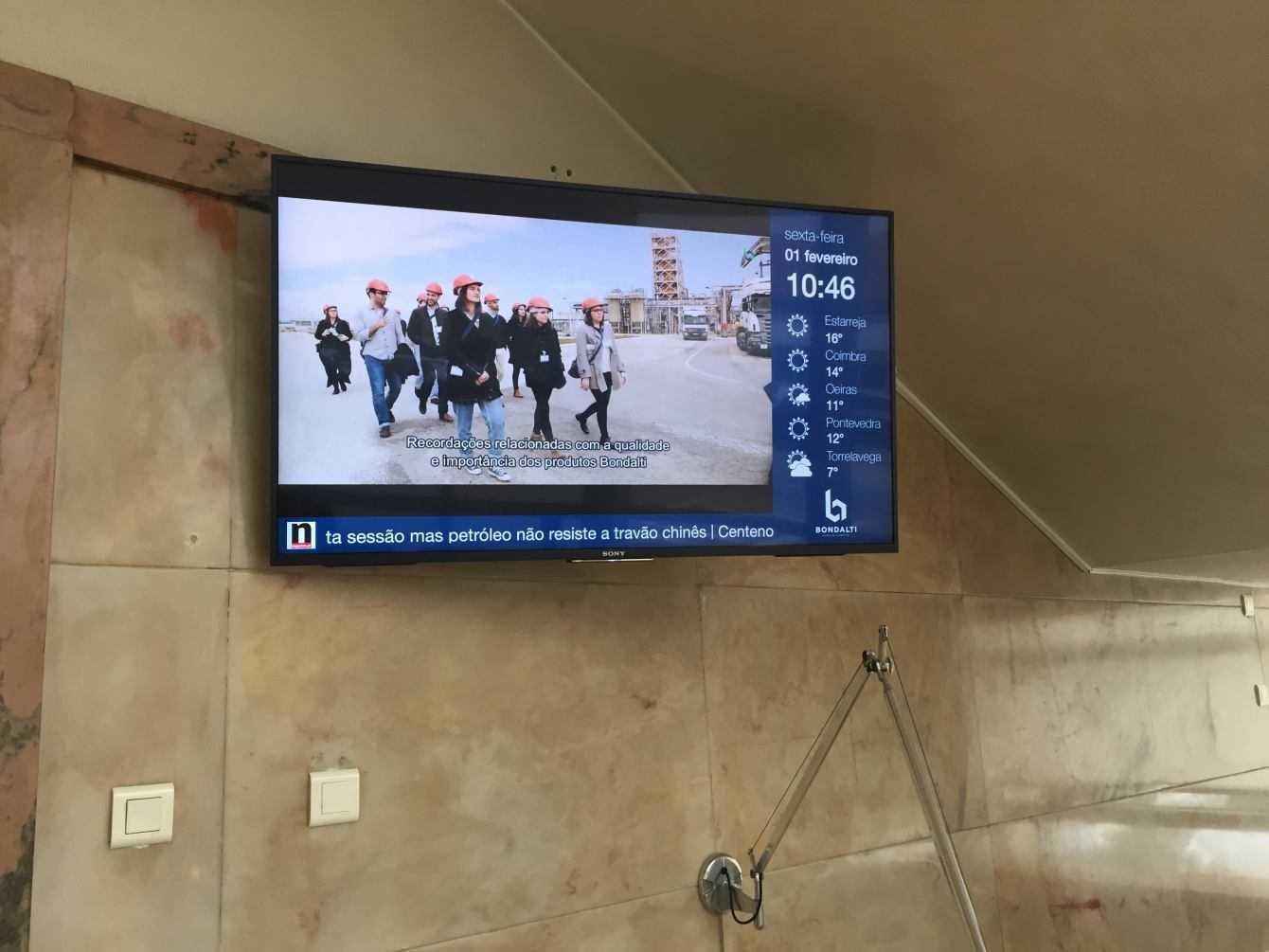 Bondalti e Sony: sistema di allarme visivo personalizzato