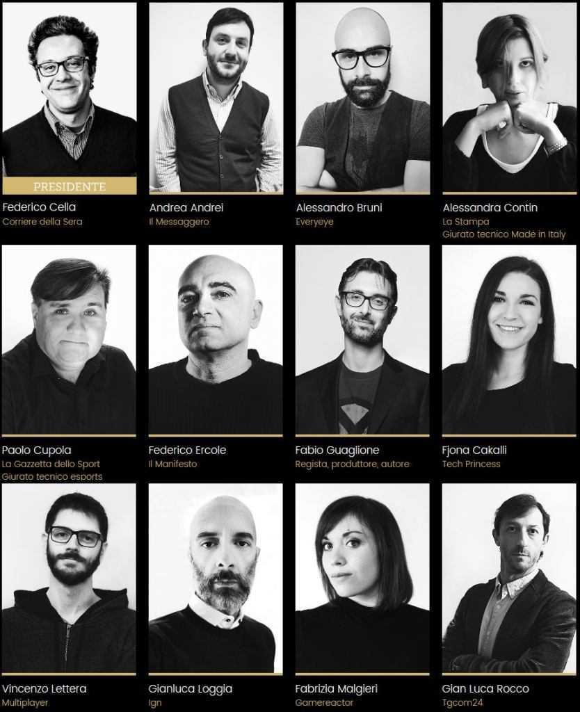 Italian Video Game Awards 2019: categorie e le nomination