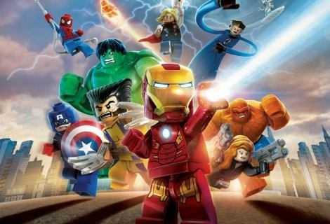 LEGO Marvel Super Heroes: classificato per Switch