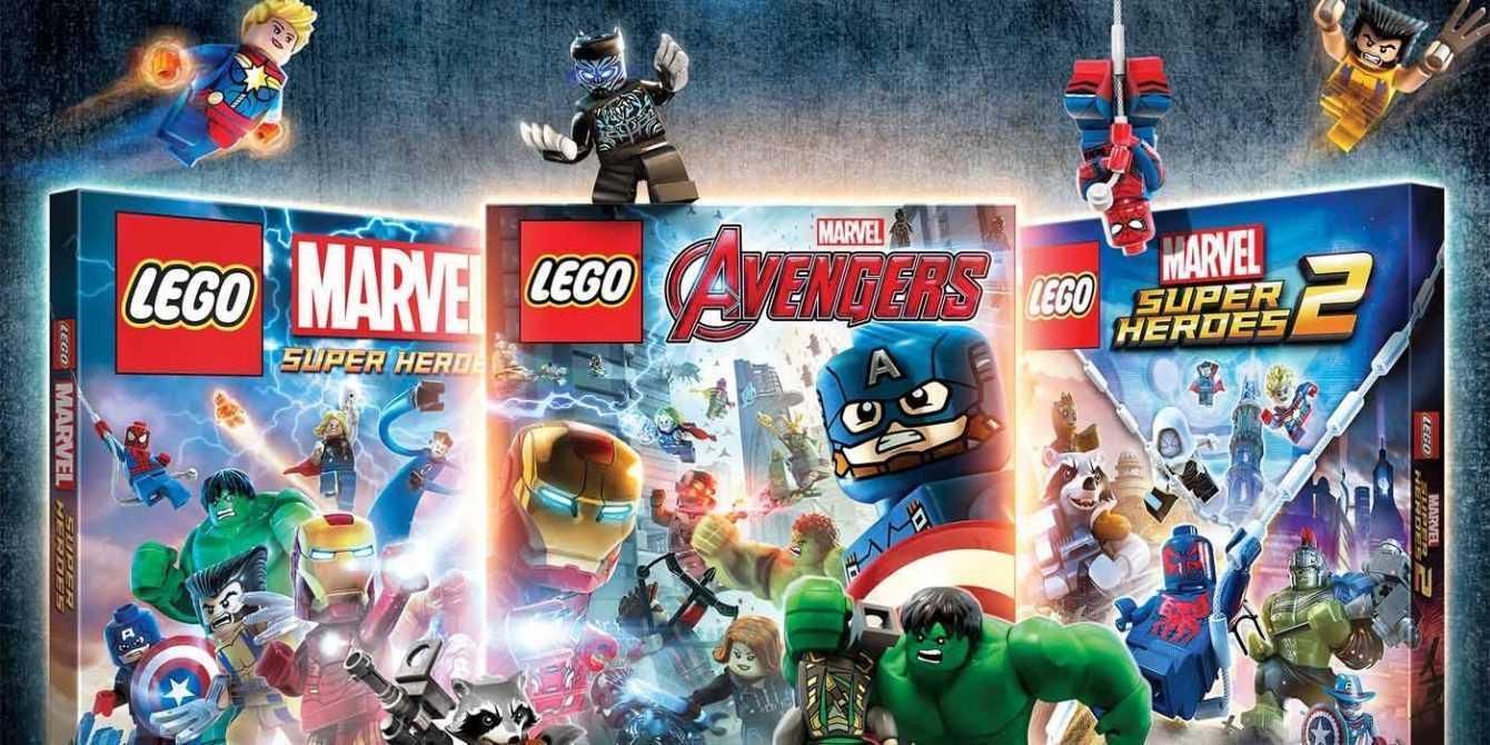 LEGO Marvel Super Heroes: classificato per Switch