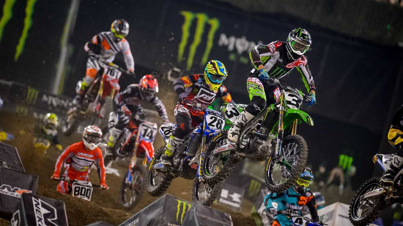 Recensione Monster Energy Supercross - The Official Videogame 2