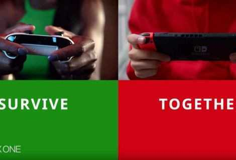 Rumor: giochi Microsoft e Xbox Game Pass su Nintendo Switch?