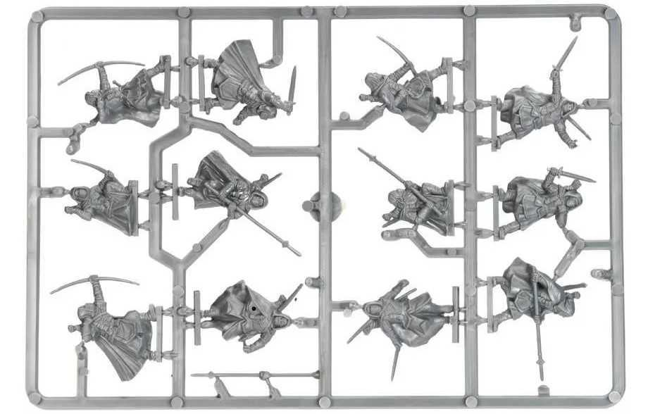 Come dipingere miniature Games Workshop - Tutorial 32: Raminghi della Terra di Mezzo
