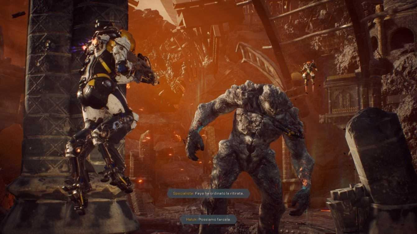 Recensione Anthem: gioco rivelazione dell'anno o flop totale?