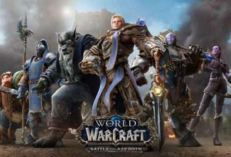 Contenuti di World of Warcraft: Battle for Azeroth ora disponibili!