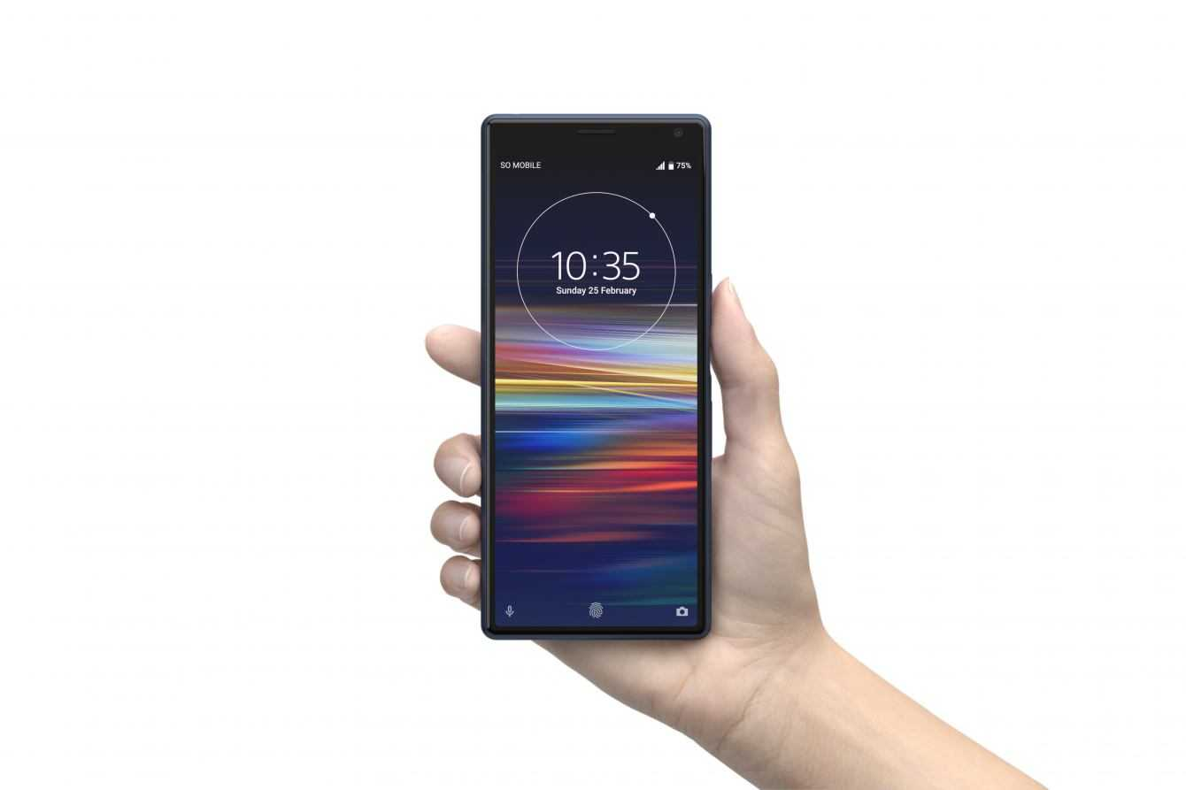 Sony Xperia 10 e 10 Plus: scheda tecnica da paura per fascia media