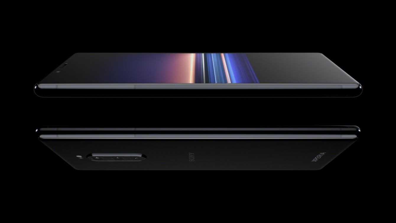 Sony Xperia 1, nuovo concetto di smartphone