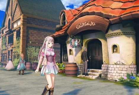 Atelier Lulua: the Scion of Arland, presto disponibile
