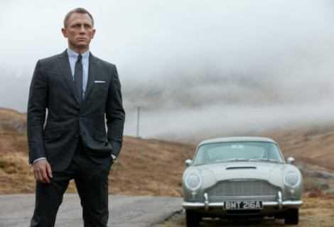 Bond 25: l'auto dell'agente segreto potrebbe essere elettrica