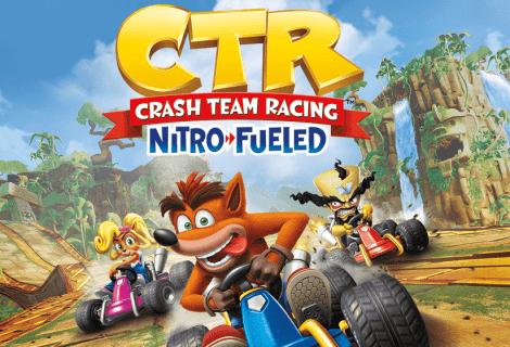 Crash Team Racing Nitro-Fueled: arriva domani il GP Gasmoxia