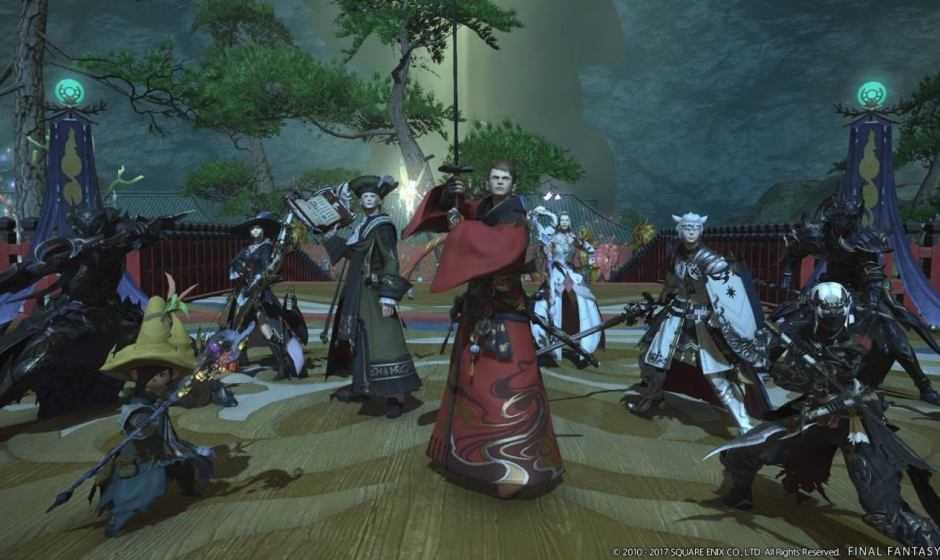Noctis Lucis Caelum arriva su Final Fantasy XIV Online