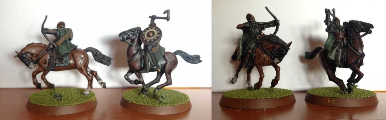 Come dipingere miniature Games Workshop - Tutorial 27: cavalieri di Rohan
