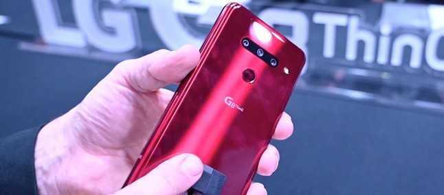 LG G8s ThinQ al MWC: specifiche tecniche, prezzo e uscita