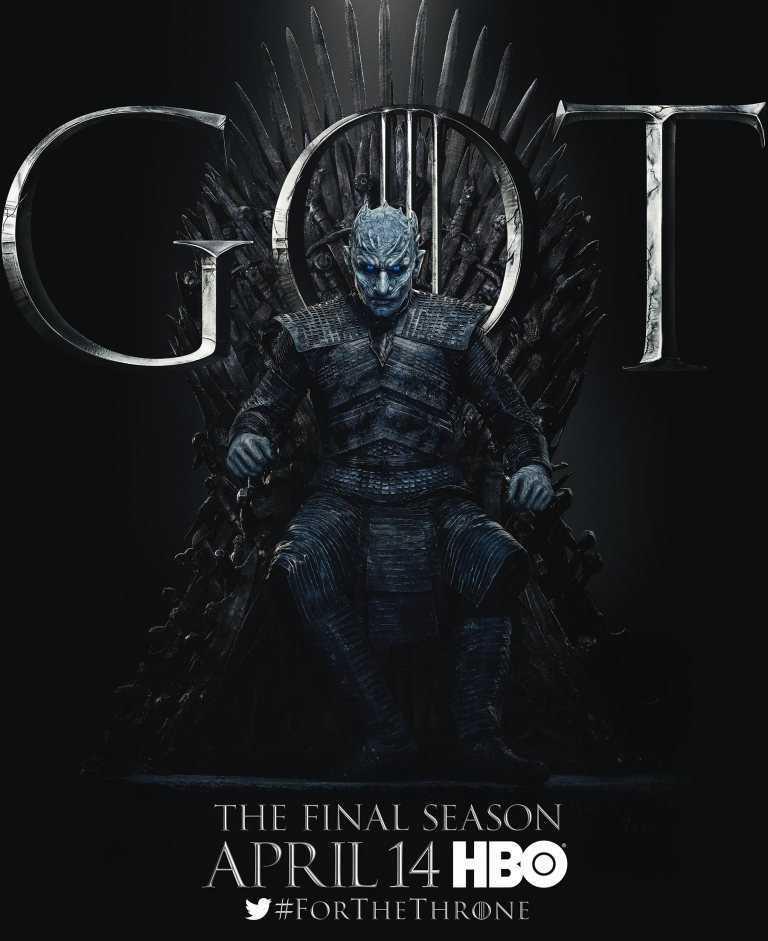 Game of Thrones: ecco i poster dell'ultima stagione!