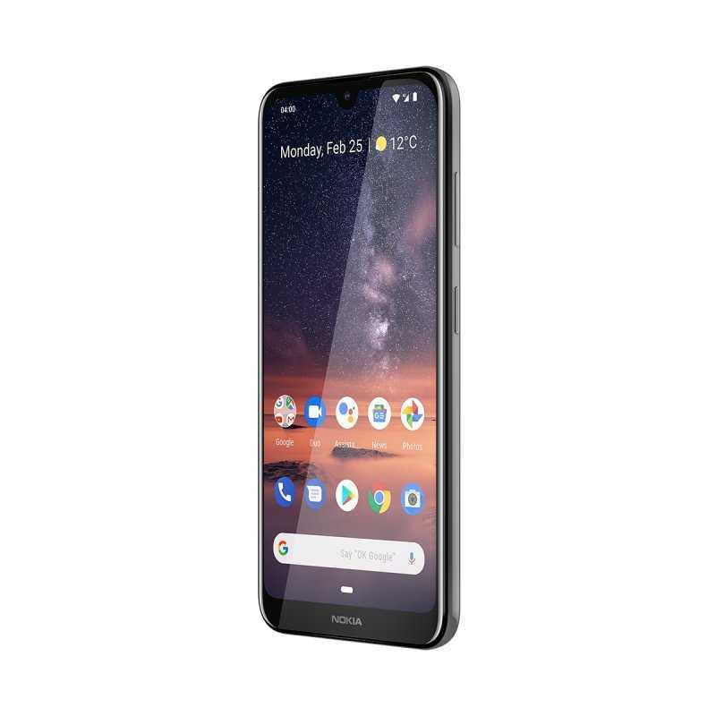 Nokia 3.2: schermo gigante e due giorni di autonomia a poco prezzo