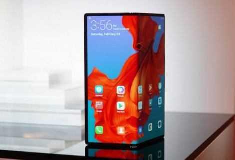 Huawei Mate X al MWC: specifiche tecniche, prezzo e uscita