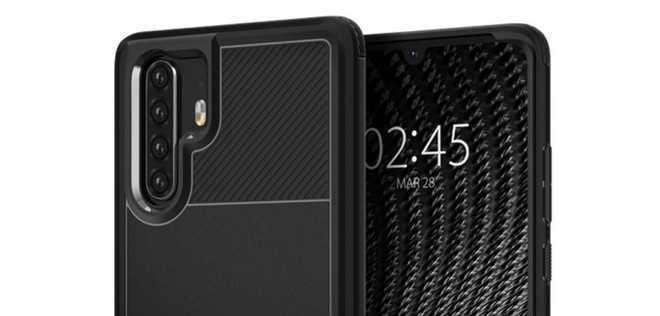 Huawei P30: specifiche tecniche con powerbank da 12.000 mAh