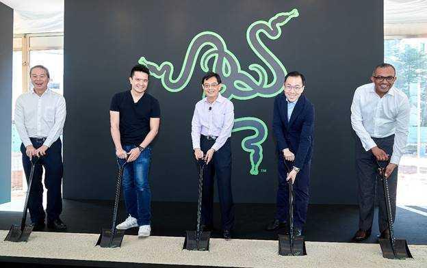 Razer: nuova sede principale a Singapore
